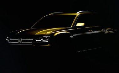 Volkswagen zbulon disa detaje të makinës së re me shtatë ulëse (Video)
