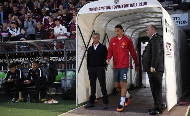 Ibra: Tifozët e Cityt bëhen tifozë të Unitedit pasi më takojnë mua