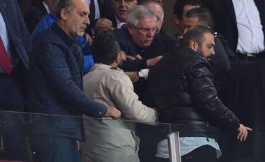 Presidenti i Fenerbahçes pasi kërcënoi me jetë gazetarin, tani fjaloset edhe me tifozët (Foto)