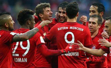 """""""Bayern është ekipi më i fortë në planet"""""""