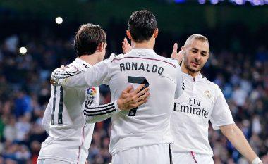 Zidane 'injoron' BBC-në për ndeshjen e ardhshme
