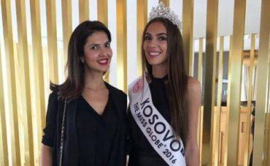 """""""Miss Kosova"""" Camila Barraza i bashkohet """"Ecjës kundër kancerit të gjirit"""""""