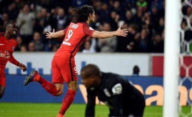 Parisi kthehet te fitorja me golin e Cavanit (Video)