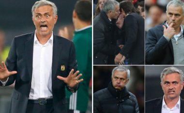 Humbjet më të thella të Mourinhos