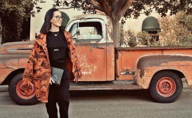 Si titullohet kënga e parë për tregun ndërkombëtar e Dafina Zeqirit? (Foto)