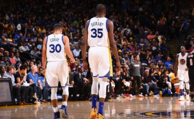 Cavaliers të pandalshëm, debakël i Golden State Warriors (Foto/Video)
