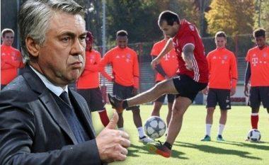 Dhuroi spektakël për Bayernin, çfarë i tha Ancelotti për Shqipërinë?