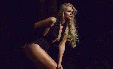 Eni Koçi përmes pozave seksi paralajmëron këngën e re (Foto)