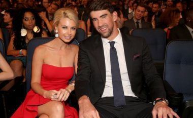 Michael Phelps u martuar në fshehtësi: Kush ia rrëmbeu zemrën rekordmenit olimpik? (Foto)