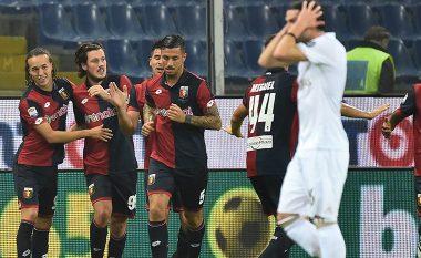 Milani turpërohet nga Genoa (Video)