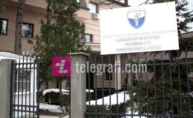 Kushtetuesja kremton shtatë vjetorin e themelimit