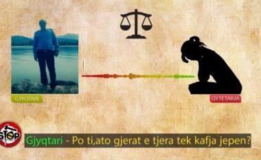 """Kryetari i Gjykatës kërcënon qytetaren pasi """"nuk u bë e tij"""": Bashkë do të ndahemi me plumbat"""
