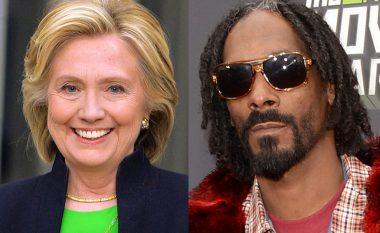 Befason Hillary Clinton: Frymëzohet nga Tupac dhe Snoop Dogg për veshjen e saj (Foto/Video)