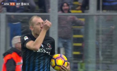 Atalanta shënon në start ndaj Interit (Video)