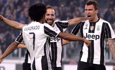 Juve fiton bindshëm ndaj Sampdorias (Video)