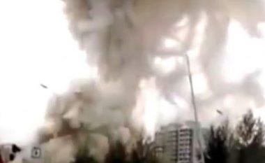 Shpërthim i fuqishëm në Kinë, shtatë të vdekur