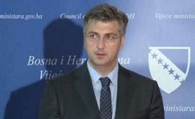 Kroacia mbështet kroatët e Bosnjës