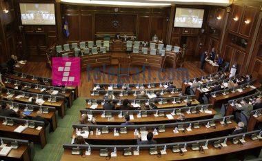 Kuvendi miratoi Rezolutën në mbrojtje të UÇK-së