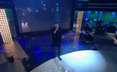 Shikoni performancën e jashtëzakonshme LIVE të Ledri Vulës në Top Show (Video)