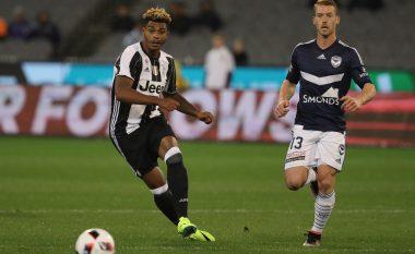 Juventusi shkëmben Leminan me yllin francez