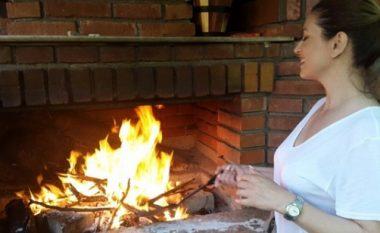 Leonora Jakupi zbulon ushqimin e preferuar (Video)