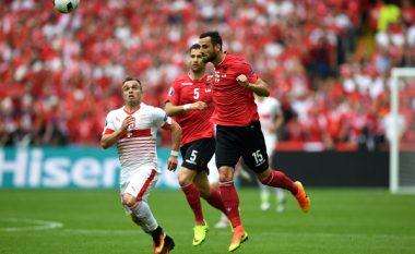Futbollistët shqiptarë urojnë festën e Bajramit