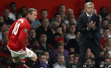 Mourinho largon edhe Rooneyn