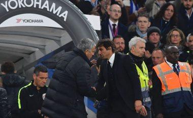 Pedro i del në mbrojtje Contes: E njohim të gjithë Mourinhon