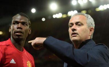 Jose Mourinho thotë se mund ta shndërrojë Paul Pogban në një qendërmbrojtës fenomenal