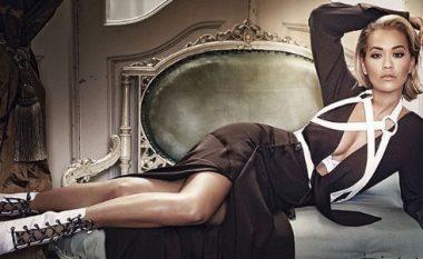 Rita Ora në rolin e modeles (Video)