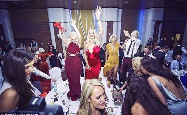 Shikoni si festohen dasmat më interesante në botë (Video)
