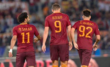 Roma 4-1 Palermo, notat e lojtarëve (Foto)