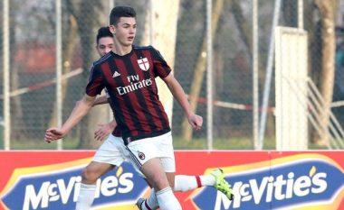Montella fton talentin shqiptar në ekipin e parë të Milanit (Foto)