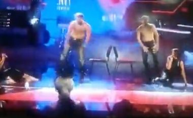 Skena të nxehta LIVE në 'Dance with me' të Shqipërisë (Video)