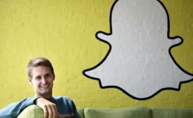 Me lëvizjen e fundit, vlera e Snapchat mund të arrijë në 40 miliardë dollarë