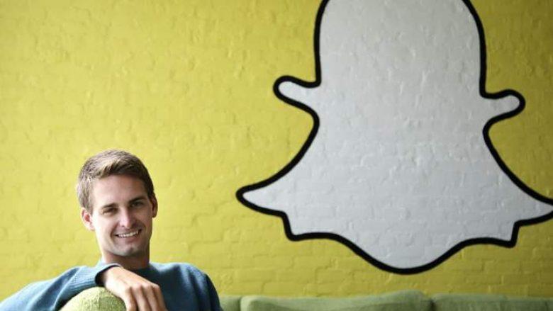 Snapchat bën 500 milionë instalime vetëm në Google Play Store