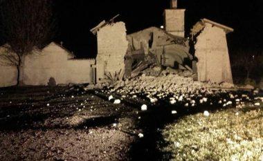 Seri tërmetesh në Itali, shemben ndërtesat në disa zona (Foto)