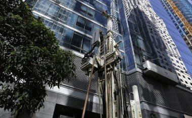 """E pabesueshme: Po """"fundoset"""" ndërtesa 350 milionëshe (Foto)"""