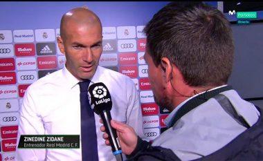Zidane: Vuajtëm shumë, por fituam me meritë