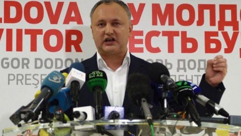 Presidenti i ri i Moldavisë vizitën e parë do ta realizojë në Moskë