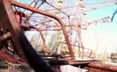 Imazhet rrëqethëse, ky është Çernobili 30 vjet më pas (Video)