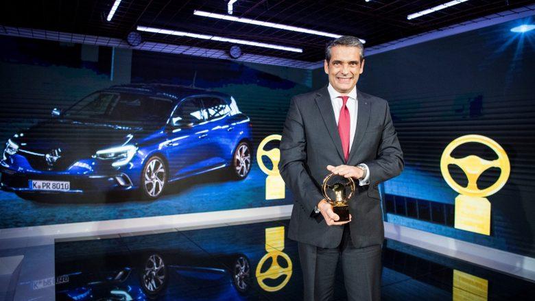 Renault MEGANE shpallet vetura më e mirë e vitit 2016! (Foto)