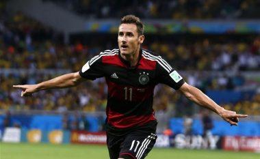 Zyrtare: Klose pensionohet nga futbolli, por merr një post në Përfaqësuesen e Gjermanisë