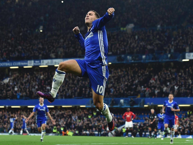 2. Eden Hazard - Chelsea (7.85)