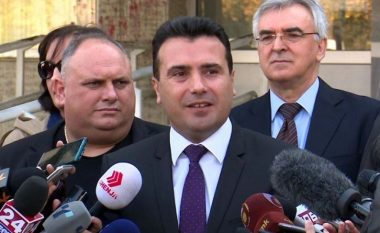 Zaev: Shteti i së drejtës duhet të sundojë përsëri në Maqedoni