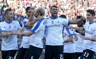 Parashikim: Juventus – Atalanta