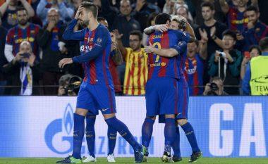Barcelona me dy mungesa të rëndësishme ndaj Sevillës