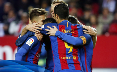 Sevilla 1-2 Barcelona, notat e lojtarëve (Foto)