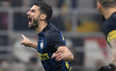 Interi pa dy lojtarë, Candreva në dyshim ndaj Genoas