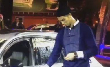 Morata i dehur 'kafshon' Iscon dhe Asension, ndërsa Ronaldo harroi se vetura nuk hapet pa çelës (Video)